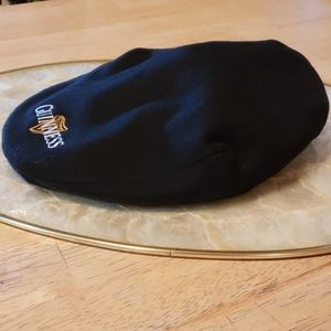 Guinness Newsboy Flat Cap  Size Medium